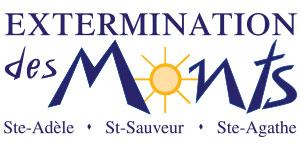 logo extermination des monts